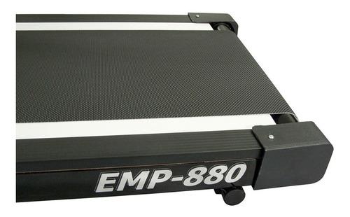 esteira mecânica emp-880 - polimet