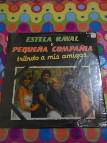 estela raval y la pequeña compañia lp 1982 r