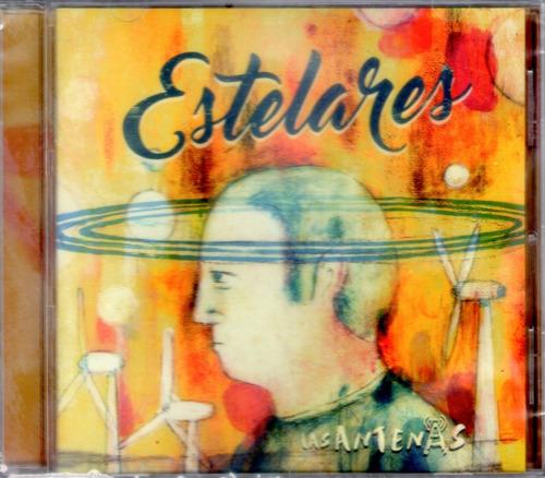 estelares lote de 6 cds + 1 dvd sellados 100% originales