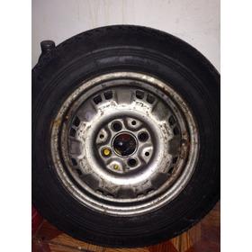 Estepe Vw 1980 Com Pneu Pirelli P4 155 R13 78s