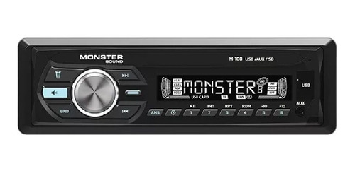estere monster m-100 52wx4/sd/mp3