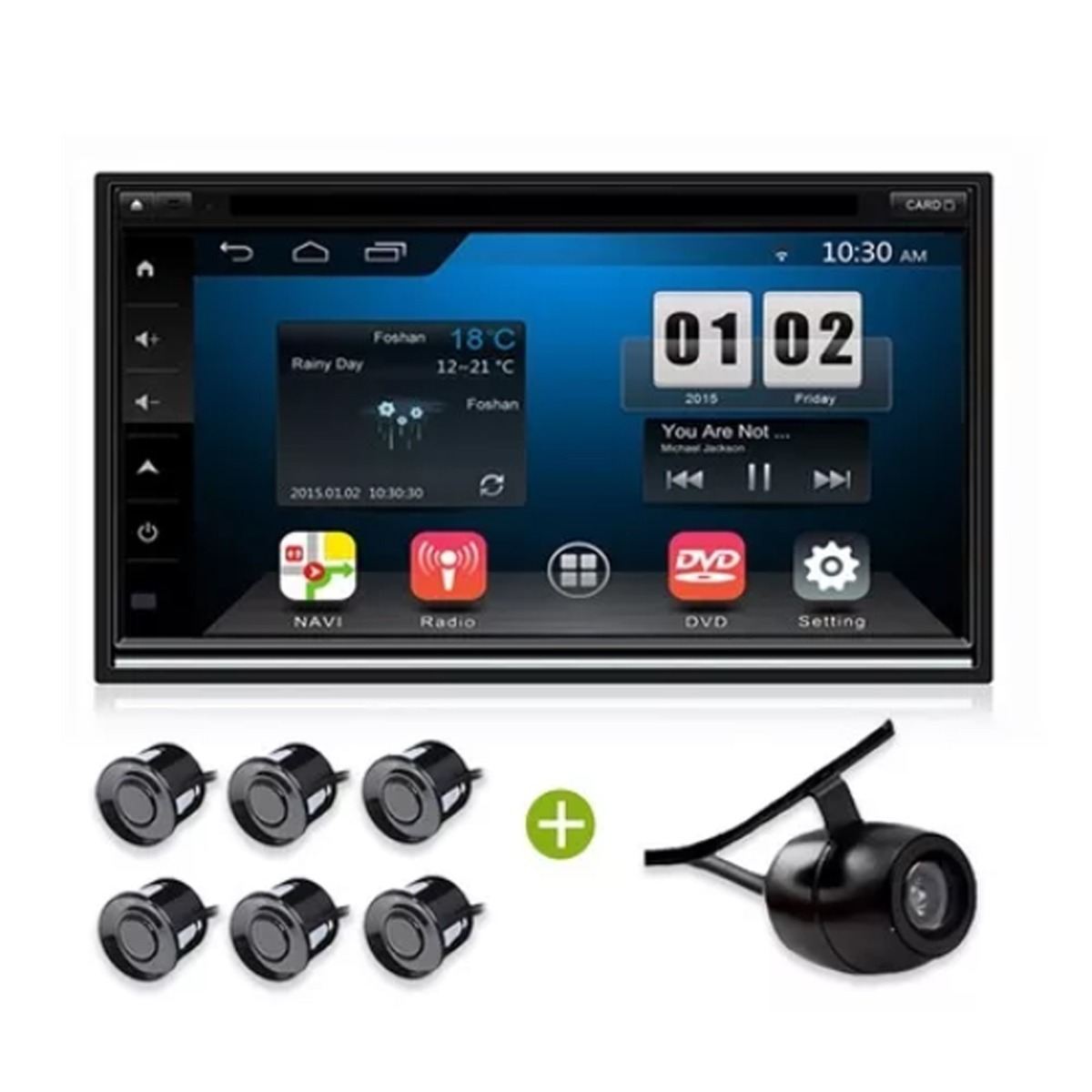 Estereo Android Caska Vw Voyage Gol Trend Saveiro Gps Tv Hd ... d6312ddfffe