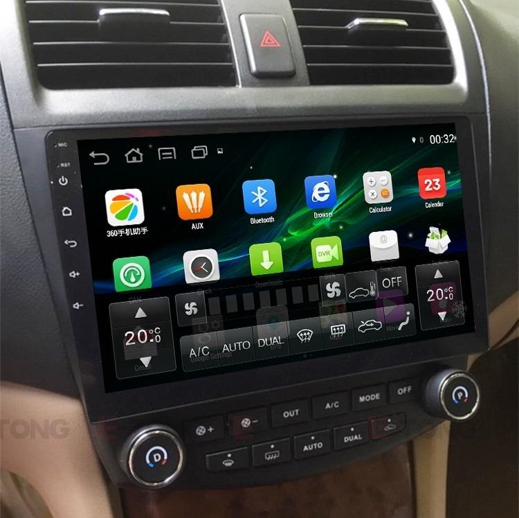 Honda Accord Usados >> Estereo Android Gps Honda Accord 2003-2007 Pantalla Gigante - $ 9,999.00 en Mercado Libre