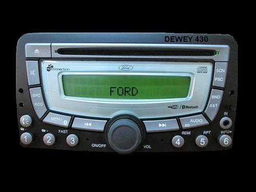 estereo ford my conection desmontable!!! nueva adaptacion!!!