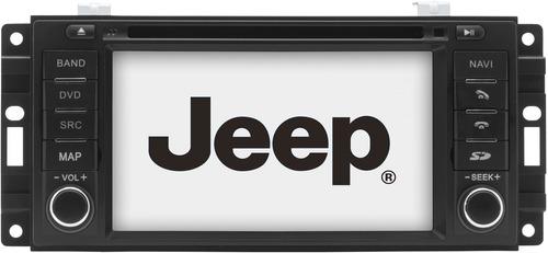 estereo jeep android wifi chrysler dodge ram gps bt