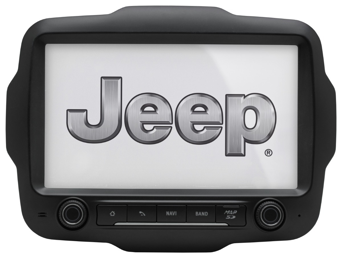Estereo Jeep Renegade Android Wifi Gps Usb 2017 - 2019