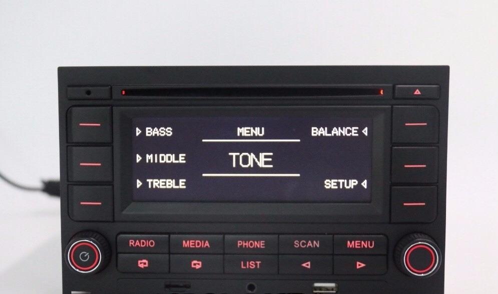 Est 233 Reo Jetta Clasico Golf Gli A4 Passat B5 Usb Bluetooth