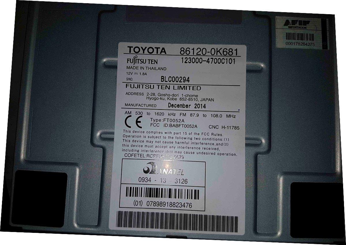Nett Fujitsu Ten Toyota Schaltplan Zeitgenössisch - Der Schaltplan ...