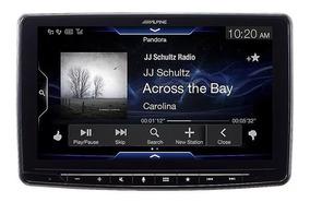 Alpine Halo9 iLX-F309 Media Receiver Alpine SPE-6000 Car Audio Speaker Package
