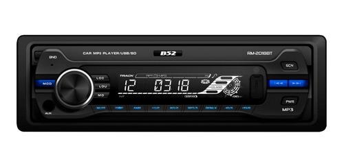estéreo para auto b52 rm-2018bt