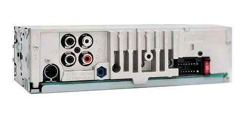 estéreo para auto sony dsx a410bt negro