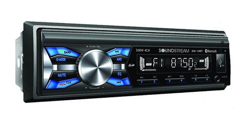 estéreo para automóvi soundstream mx-10bt control remoto