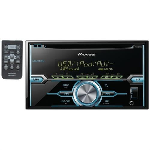 estéreo pioneer fh-x520ui  2 doble din cd android