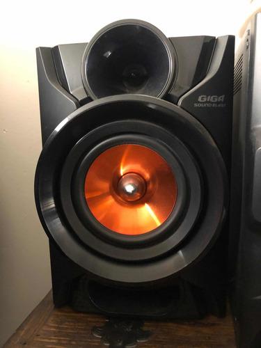 estéreo samsung giga