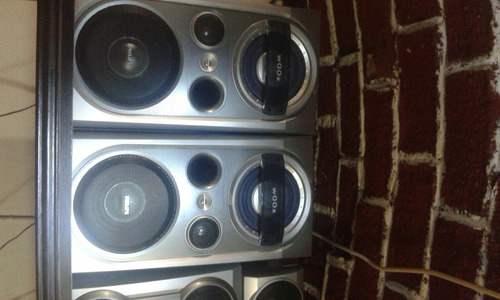 estereo usado ojo 5 bc y un bufer dvd mp3 cd y bluetooth