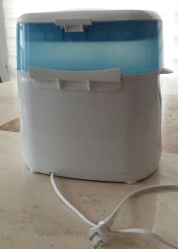 esterilizador de biberones dr.bronws electrico. poco uso
