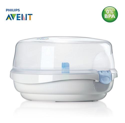 esterilizador de mamadeira para microondas avent bpa free