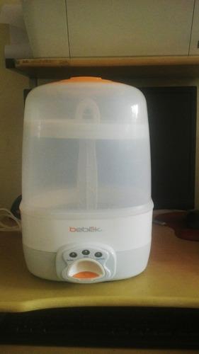 esterilizador de tetero bebek