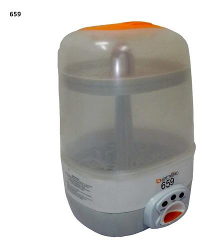 esterilizador de teteros bebek