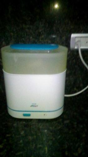 esterilizador de teteros eléctrico