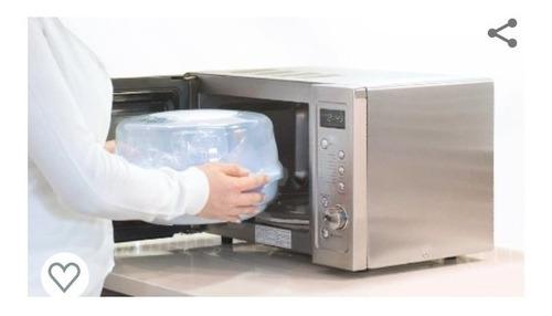 esterilizador de vapor para microondas philips avent