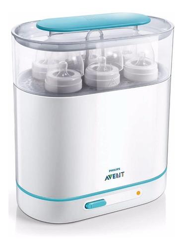 esterilizador eléctrico para biberones 3 en 1 philips avent