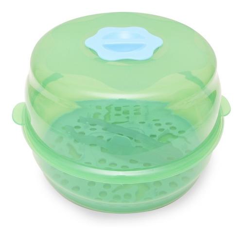 esterilizador para microondas de mamaderas vasos pinza cuota