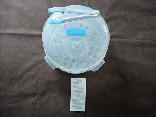 esterilizador para microondas dr brown´s