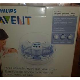 Esterilizador Para Microondas Philips Avent Nuevo En Caja
