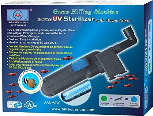 esterilizador ultravioleta interno de la máquina de matar ve