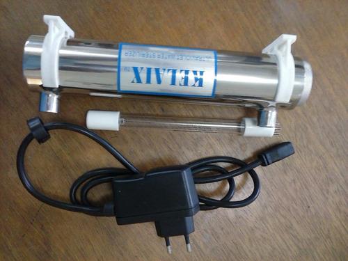 esterilizador uv10w