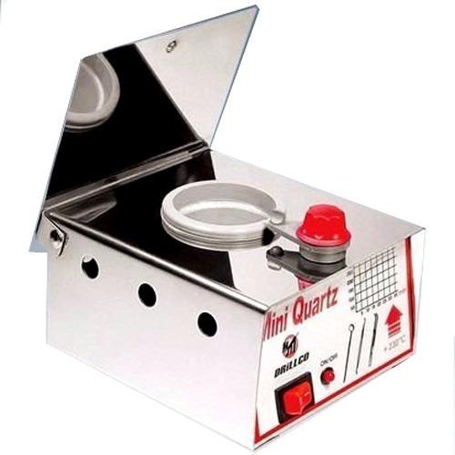 esterilizadora mini esterilizador cuarzo instrumentos tijera
