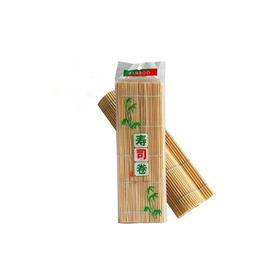 Esterilla Bambu Varas Redondas 27 X 27cm Sushi