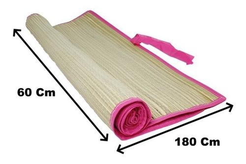 esterilla tapiz camping playa para tomar sol 180 cm x 60 cm
