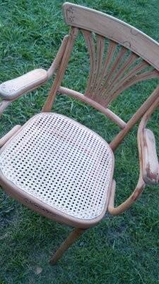 esterillado de sillas a mano importado .-legitima vegetal-