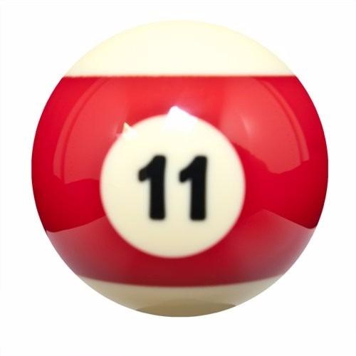 esterlina bola de repuesto para billar #11