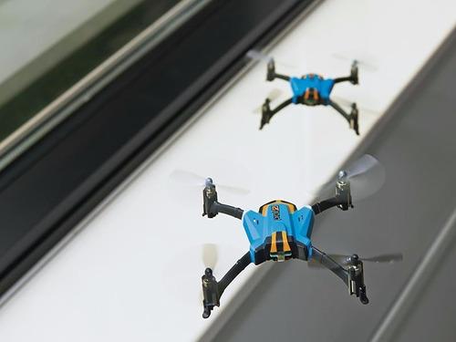 estes cuadricoptero proto-z micro rtf 2.4ghz mini dron ofi