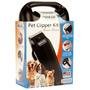 Kit Wahl Pet 9160 Rasuradora Corte Pelo Canina Perro Mascota