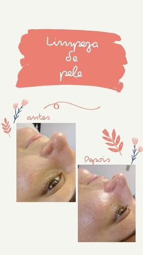 estetica facial corporal drenagem linfatica