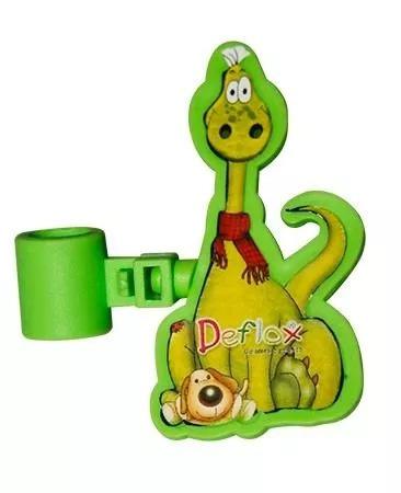 estetoscopio porta nombre dinosaurio