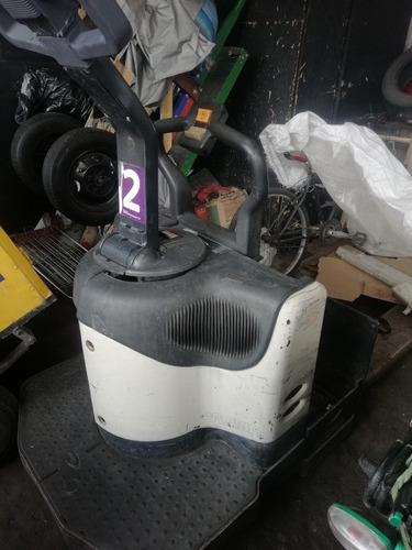 estibador eléctrico pe4000 sin batería ni cargador económic.