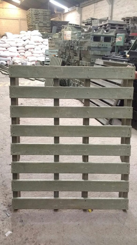 estibas plásticas tipo madera fabricantes alta capacidad