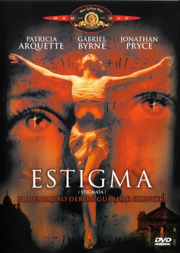 estigma dvd + cd soundtrack - patricia arquette