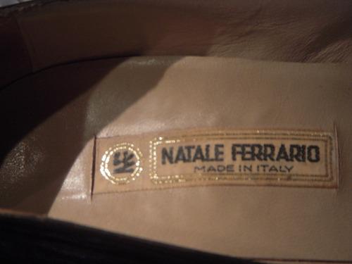 estileto natale ferrario mujer decolte' (made in italy )