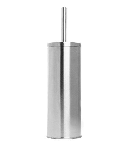 estilo 0105a stainless steel toilet brush and holder