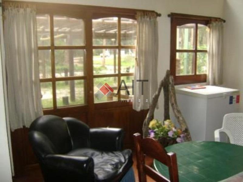 estilo campo con 5 dorm en suite, para 10 personas!!-ref:5998