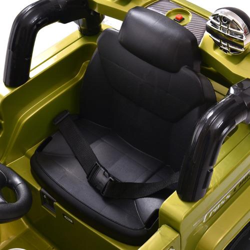 estilo jeep niños paseo en carro batería auto con motor