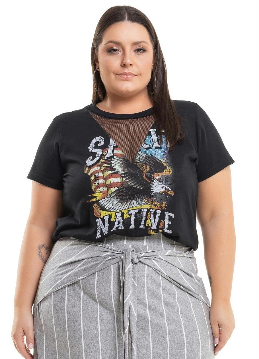 465fd4ac781c estilosa blusa feminina plus size roupas femininas baratas. Carregando zoom.