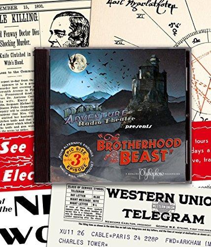 estilos,la hermandad de la bestia - dark adventure radio..