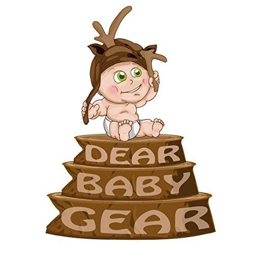 estimados mantas para bebés baby gear, astas en gris, gris